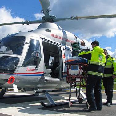 «Русские вертолетные системы» получили четвертый «Ансат»