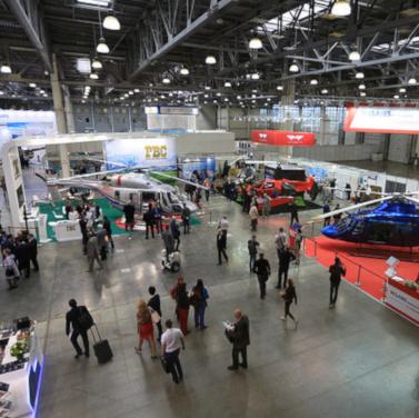HeliRussia 2018— снова премьеры итенденции развития