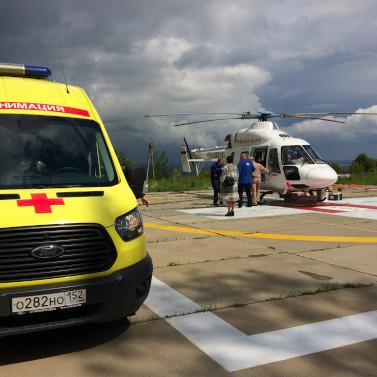 «Русские Вертолетные Системы» заступают надежурство вНижегородской области