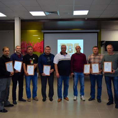 Учебный центр выпустил новое поколение инженерно-технических специалистов на«Ансат»