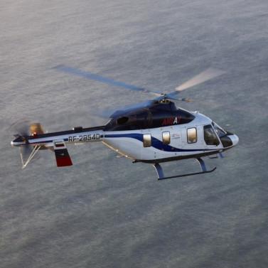 100-летиеЦАГИ вистории авиации: вертолет «Ансат»