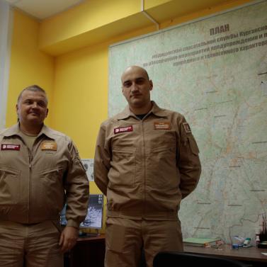 ВКурганской области санитарная авиация «РВС» эвакуировала 319 человек
