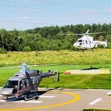 «Русские Вертолетные Системы» получили новый «Ансат»