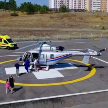 «Русские Вертолетные Системы» усиливают свое присутствие вВолгоградской области