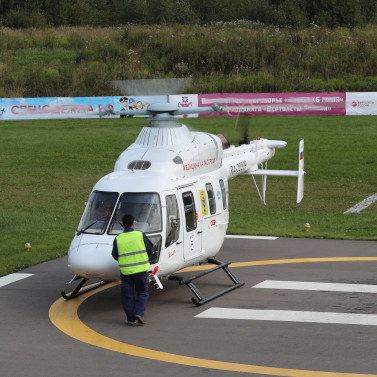 Минздрав «окрыляет»: челябинским врачам вэкстренных случаях «подадут» вертолёт