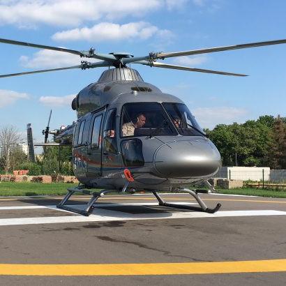 ВЧелябинске, Уфе иОренбурге представят новейший медицинский вертолет