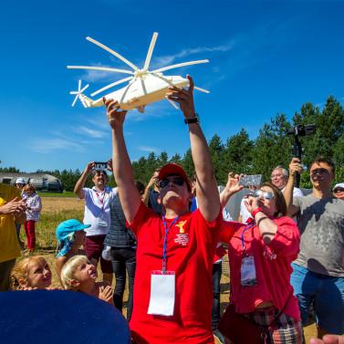ВПодмосковье прошли соревнования конструкторских бюро холдинга «Вертолеты России»
