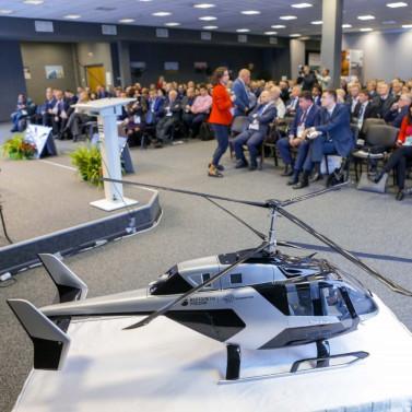 Вертолетный форум АВИ впервые пройдет в Казани