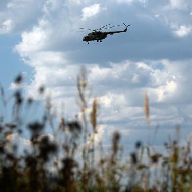 Сердюков предложил сценарий списания всех старых вертолетов в России
