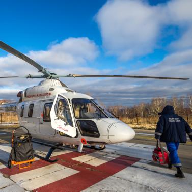 АО«Русские Вертолетные Системы» и«ГТЛК» подписали контракт напоставку 8новых отечественных вертолетов в2019 году