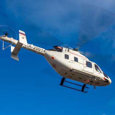«Вертолеты России» подписали контракт напоставку 20Ансатов вКитай
