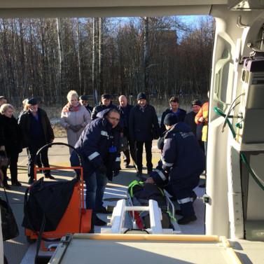 Специалисты «РВС» приняли участие в конференции посвященной санитарной авиации Нижегородской области