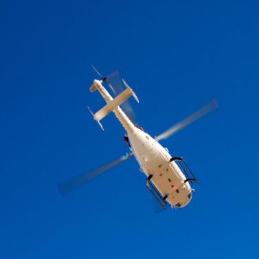 Вертолет «Ансат» компании АО «Русские Вертолетные Системы» приступит к эвакуации пострадавших в Томской области в 2019 году