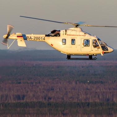 Росавиация одобрила эксплуатацию «Ансата» ввысокогорье