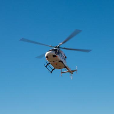Между больницами Челябинской области начали летать медицинские вертолёты