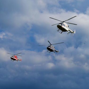 Компания «Русские Вертолетные Системы» подписала контракт с PBS Aviation на HeliRussia 2019