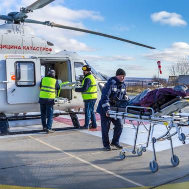 «Русские Вертолетные Системы» заступили надежурство вКалмыкии