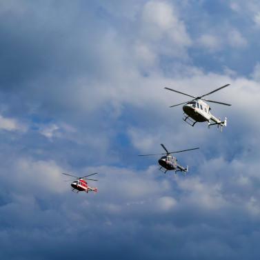 С 10 июня пациентов в Московской области эвакуируют вертолетами «Русских Вертолетных Систем»
