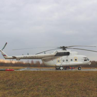 «Русские Вертолетные Системы» эвакуировали 145 пациентов вМагаданской области