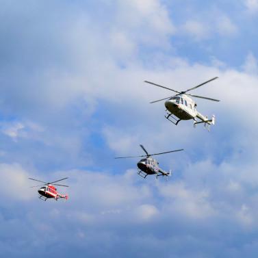 ВКалмыкии санитарная авиация эвакуировала свыше 100 пациентов