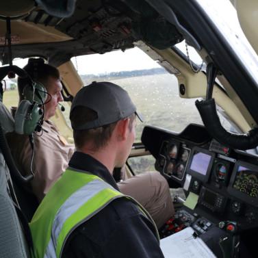 ВОмском колледже гражданской авиации готовится первый выпуск нановый тип российского вертолета