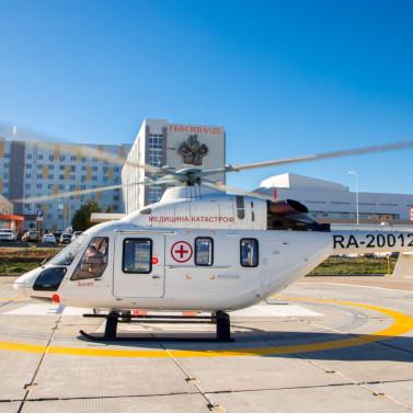 Помощь врежиме 24×7. Жителей глухих сёл Волгоградской области спасает «крылатая скорая»
