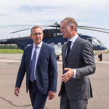 Национальный проект «Здравоохранение». В Калужской области санитарная авиация начинает работать на регулярной основе