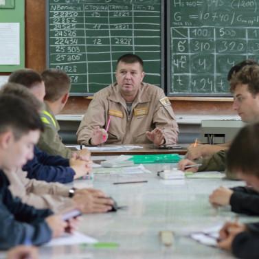 «Русские Вертолетные Системы» приступили к подготовке второй группы курсантов в Омском летно-техническом колледже гражданской авиации