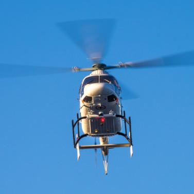 Вертолеты санитарной авиации Московской области совершили 27 вылетов за одну неделю, из них почти половина — для оказания помощи детям